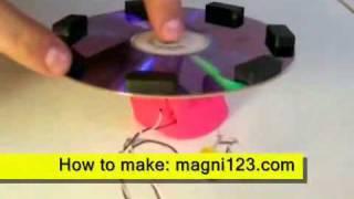 Silnik magnetyczny - darmowa energia!!!.avi