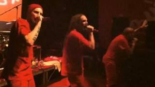 Looptroop Rockers - Darkness - Live in Krakow, 25.05.2011