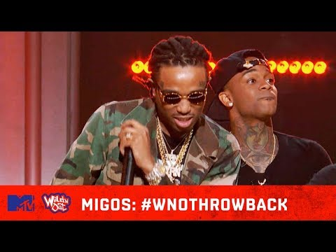 Migos Make A Hit In Less Than A Minute | Wild N Out | #WNOTHROWBACK