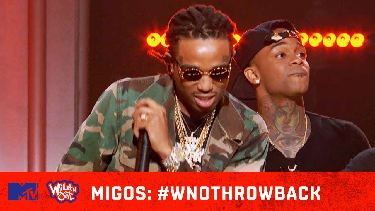 Migos Make A Hit In Less Than A Minute Wild N Out Wnothrowback Youtube
