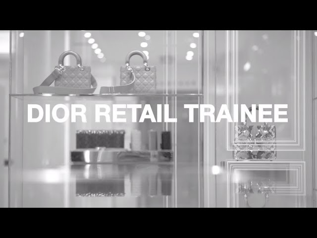 Dior Retail Trainee Manager Program