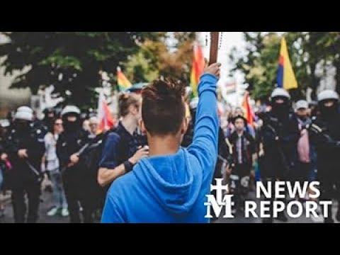 News Report — Poland's War Against the 'Rainbow Plague'