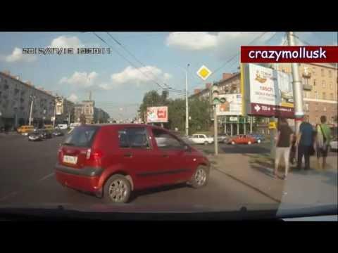 Приколы про женщин за рулем ВИДЕО смотреть онлайн
