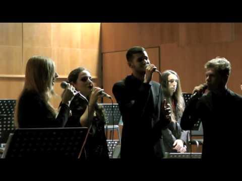 Vocal Quartet del Conservatorio Pescara 23 Dic 2013