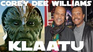 Corey Dee Williams talks Return of The Jedi &