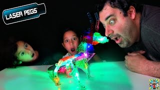 Laser Pegs Light Up BUILD AND LEARN