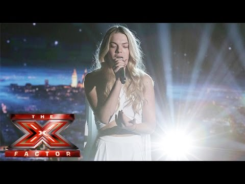 Louisa Johnson lets go with James Bay track | Live Week 4 |
