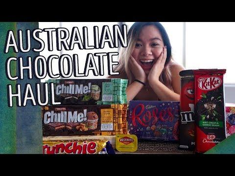 Australian Chocolates Haul (and Vegemite Hehe)   Kye Sees