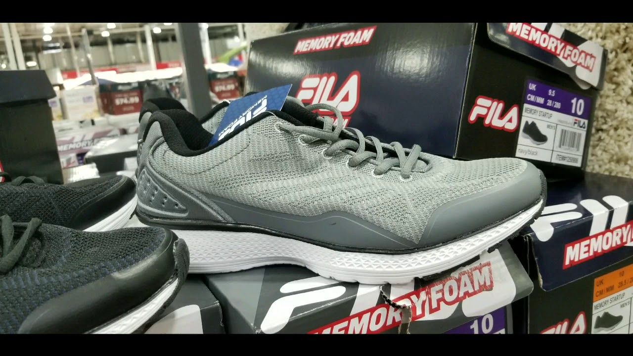 Costco! FILA Memory Foam Athletic Shoes! $15!!!