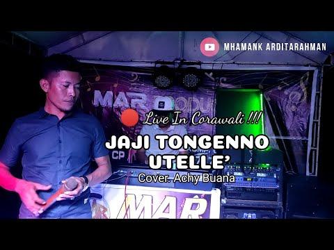 Download LAGU BUGIS MANTAP!!! ACHY BUANA ft. MAR Production. (LIVE IN CARAWALI)