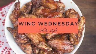 Keto   Wing Wednesday  