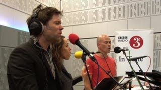 Rufus Wainwright and Pink Martini perform 'Kitty Come Home' on Radio 3's In Tune