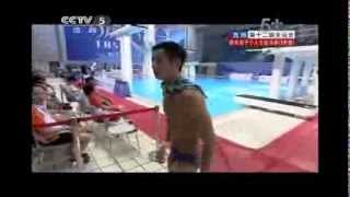 林跃 3米跳板 Lin Yue on the 3m springboard (2013 National Games Men