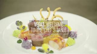 Why do chefs come to Vegas?