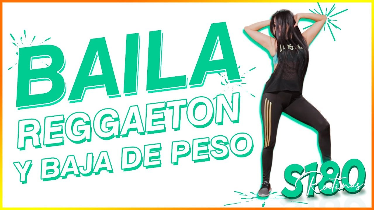 bajar de peso en una semana bailando reggaeton