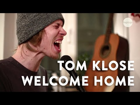 Tom Klose - Welcome Home (Live@bagstage)