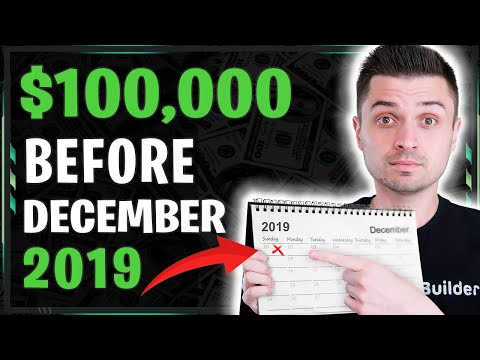 Build A $100,000 Dropshipping Store Before December (2019)   With ONE Day Shipping STEP BY STEP thumbnail