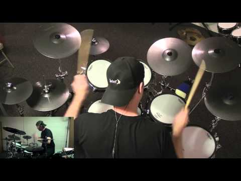 Dream Theater - Erotomania - Drum Cover