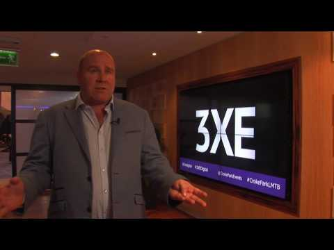 Adrian Hopkins of 3XE Digital talking about 3XE Digital Conference in Dublin, October 2016