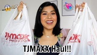 TJMAXX Haul...you won't believe what I found! *so random*