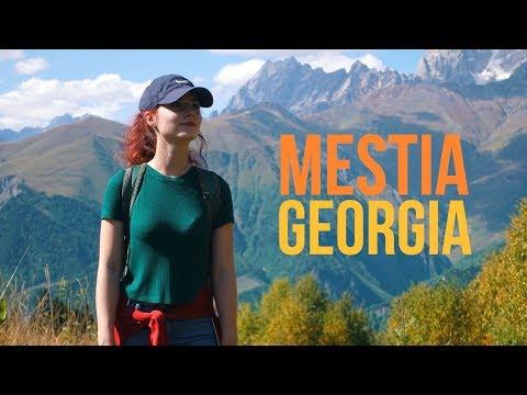incredible-mestia-views:-top-of-the-ski-resort!