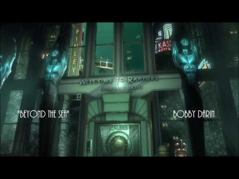 Bioshock  Beyond the Sea  Bob Darin