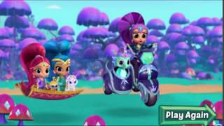 Мультфильм игра для девочек Шиммер и Шайн Сила Зиты Играем вместе Видео для детей