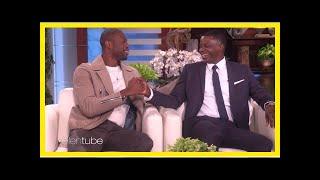 Breaking News | Waffle House hero surprised by NBA star Dwyane Wade on 'Ellen'