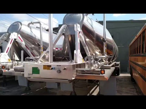 2015 Aluminum Dry Bulk 1000 Cubic 3 Hopper Trailer- Tremcar | *Call (865) 524-5678*