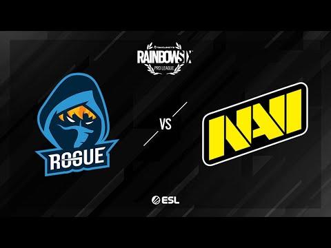 Rogue vs NaVi vod