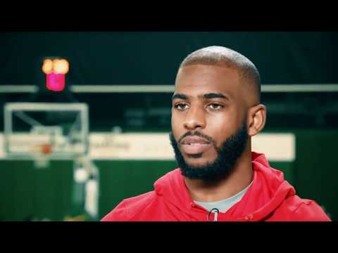 Inside The NBA: Chris Paul Int chris paul