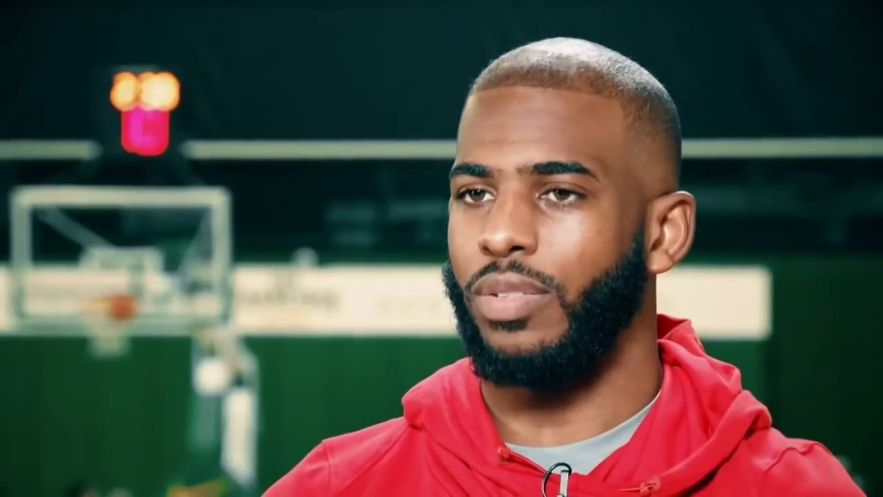 Inside The NBA: Chris Paul Interview ...