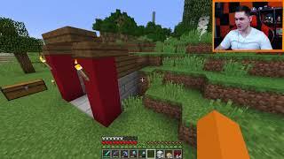 """Minecraft #309 -  """"Stajnia dla zwierząt!"""""""