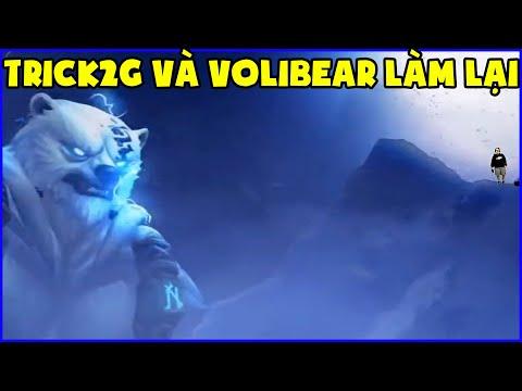 Phản ứng của Trick2g trong buổi ra mắt Volibear làm lại, Tương tác đặc biệt giữa Volibear ARAMvàNunu