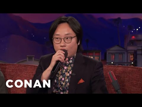 Jimmy O. Yang Was A Strip Club DJ - CONAN on TBS