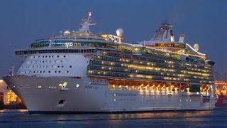 El crucero más grande del mundo Fiesta de noche vieja El Libertad Un viaje sin precedentes