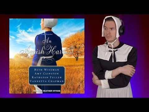 I listened to an Amish Romance novel on Audible ~ Dominic Noble