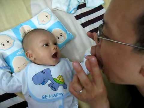 2009.11.11 - Ken tập nói