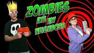 Monster Mash - Zombies Ate My Neighbors/Ghoul Patrol Review