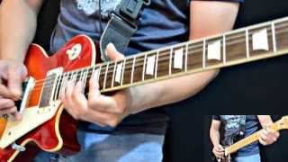 AC/DC - You Shook Me All Night Long (GUITAR COVER) gewerh44