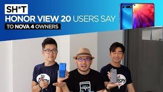 Sh*t Honor View 20 Users Say to Huawei Nova 4 Users | TricycleTV