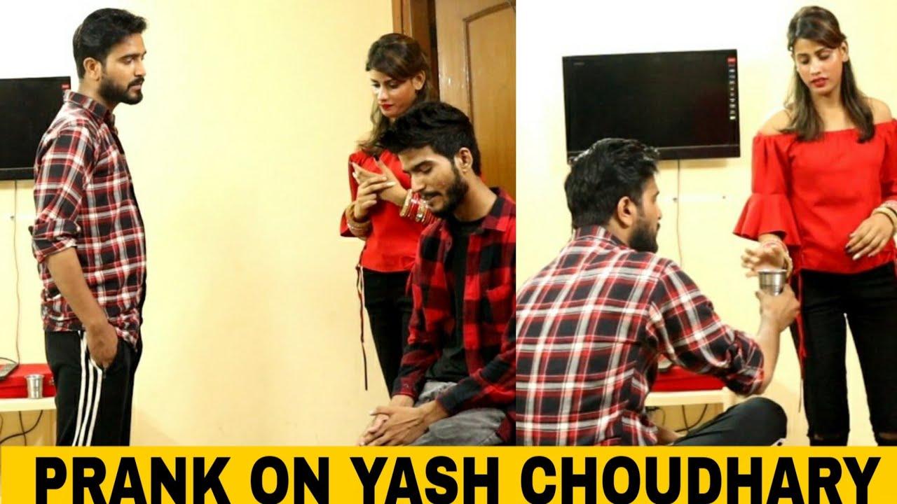 Download Prank on Yash Chuodhary    Ishaan Choudhary