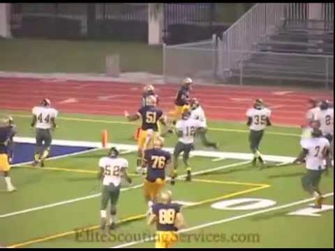 Donald Brown- St. Thomas Aquinas High School C/O 2013- #2 RB- Elite Scouting Services
