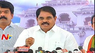 AP MLA Palle Raghunath Reddy at Assembly Media Point | Day-5 Monsoon Session