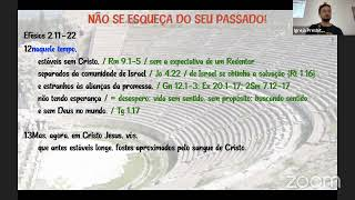Estudo Bíblico - Efésios 2.11-21
