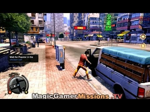Sleeping Dogs ™ | Popstar | 10th Mission