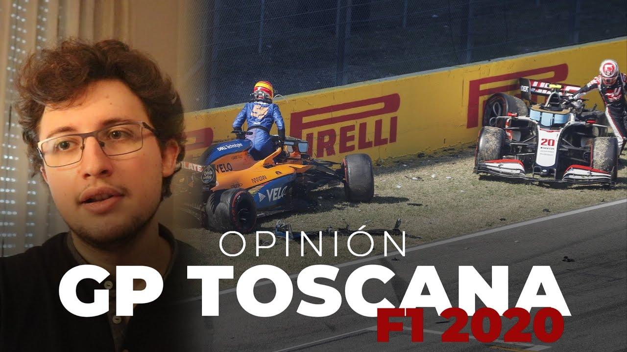 GP Toscana 2020 | Estrellas y estrellados en un circuito nuevo - El vlog de Efeuno