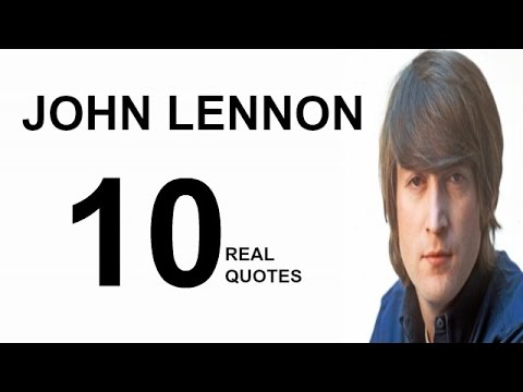 John Lennon 10 Real Life Quotes on Success | Inspiring | Motivational Quotes