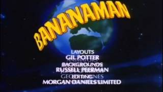 Bananaman (101/Bananaman Prod.) Opening & Closing