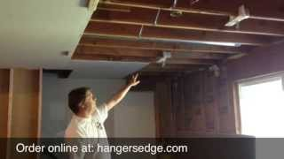 Drywall Installation Tool - An Easy, Better and Affordable Way to Hang Drywall - part 2